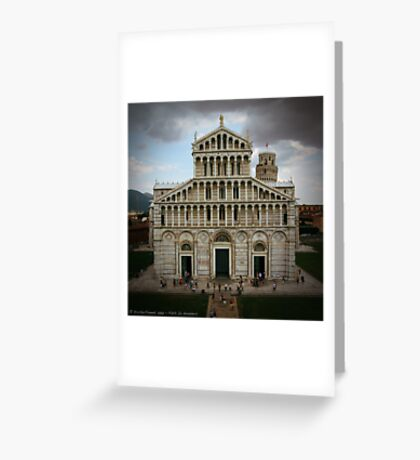 Faith by Numbers Greeting Card