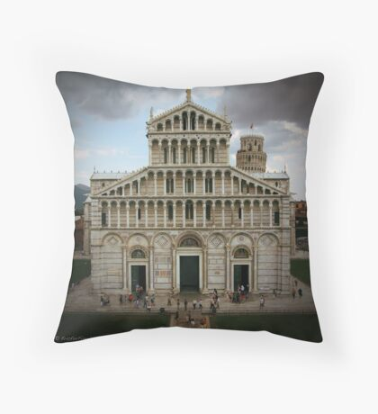 Faith by Numbers Throw Pillow