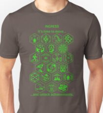 IngressGreenAchievements Unisex T-Shirt