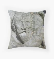 'Disgusting Manners !', Chipping Campden Throw Pillow