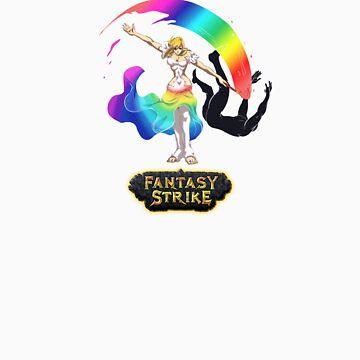 Valerie - Fantasy Strike by Sirlin