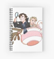 Teacup Cuties Spiral Notebook