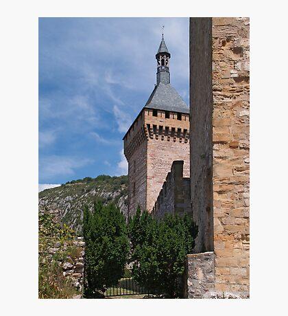 Chateau de Foix Photographic Print