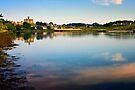 Warkworth Castle - Northumberland by David Lewins