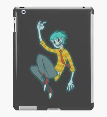 Rock Star transparent iPad Case/Skin