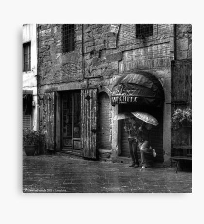 Antichita' - Arezzo, Italy Canvas Print