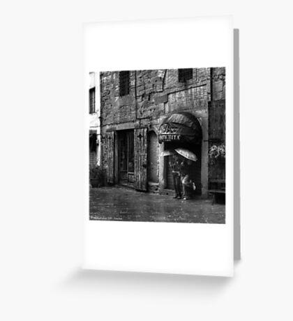 Antichita' - Arezzo, Italy Greeting Card