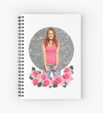 Cuaderno de espiral lilo