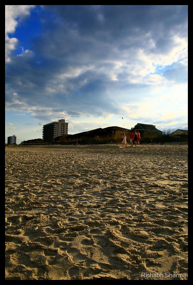 Cary Beach, NC by Rishabh Sharma