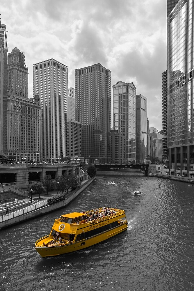 Watertaxi by Clay Townsend
