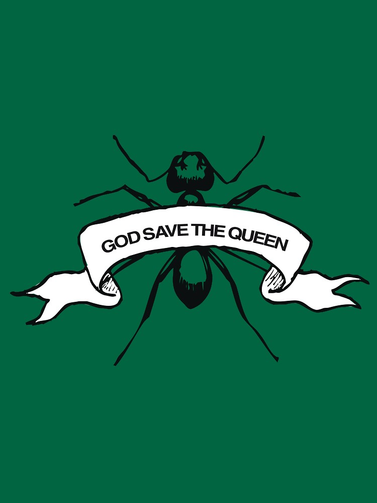 God Save The Queen by m3kail