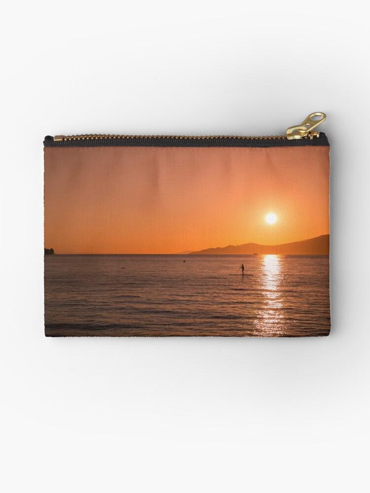 Sunset SUP Image by Niki Pike