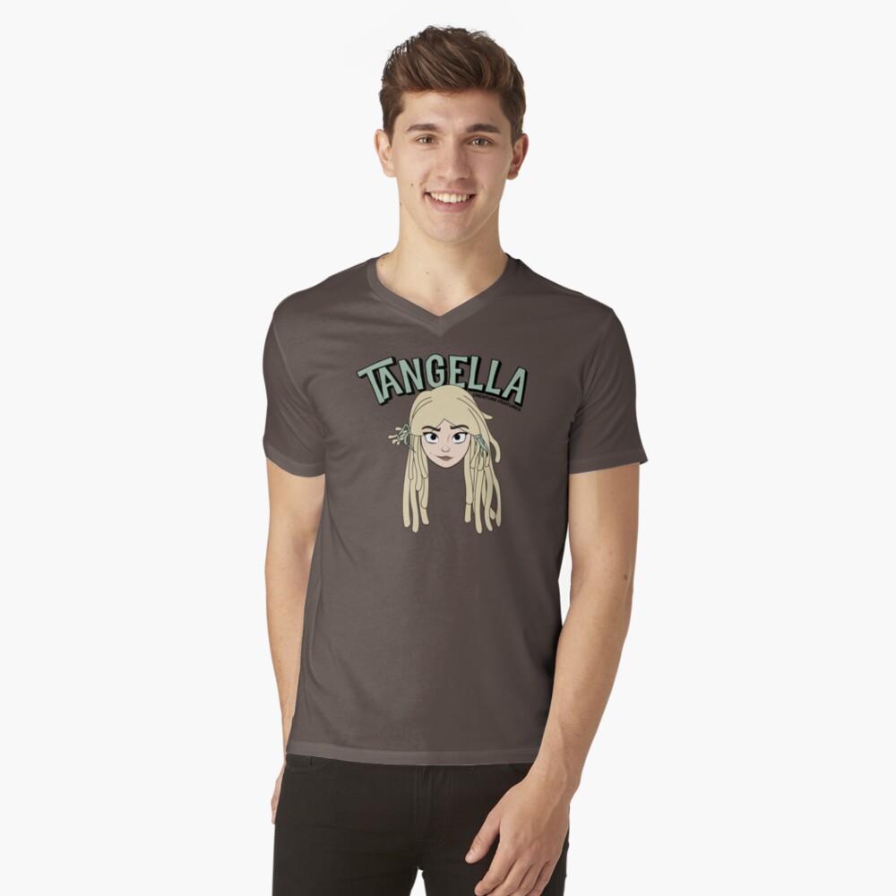 Tangella V-Neck T-Shirt