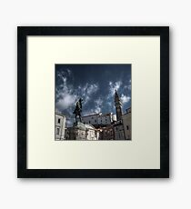 Local Hero - Piran, Slovenia Framed Print