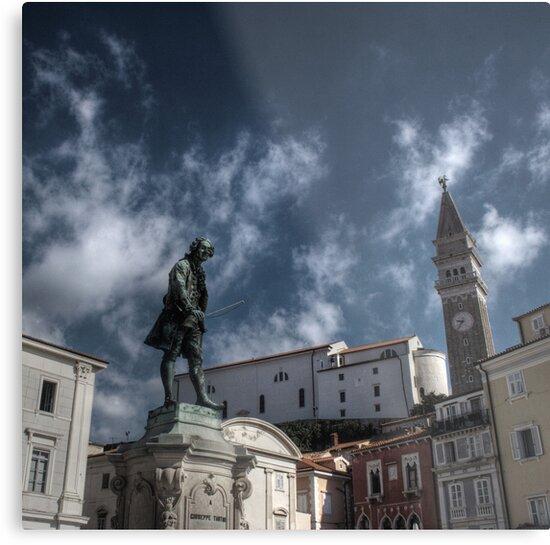 Local Hero - Piran, Slovenia by Eric Strijbos