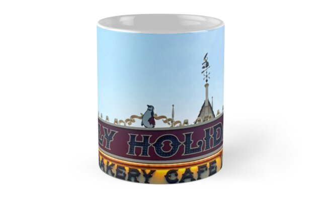 Jolly Holiday Cafe by NerdPoppins