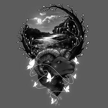 Luces nocturnas de flintsky