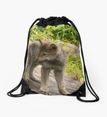 Always Keep Watch Drawstring Bag