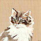 Great Cat Hero Whiskers by Jason Edward Davis