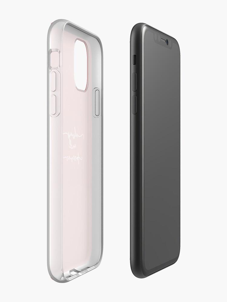 coque tech21 - Coque iPhone «toujours pour toujours», par christinecma