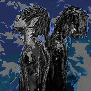 BLUE SMOKE by WildUnit