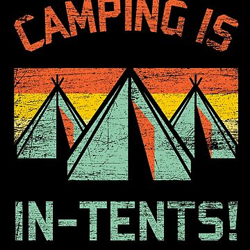 Camping tents by GeschenkIdee