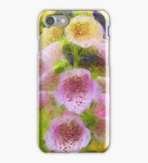 Cowbell Flowers - Cambria, CA iPhone Case/Skin