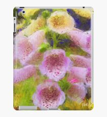 Cowbell Flowers - Cambria, CA iPad Case/Skin