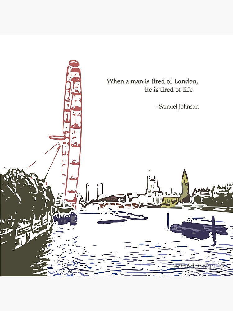 Tired of London by ArtandDesignFac