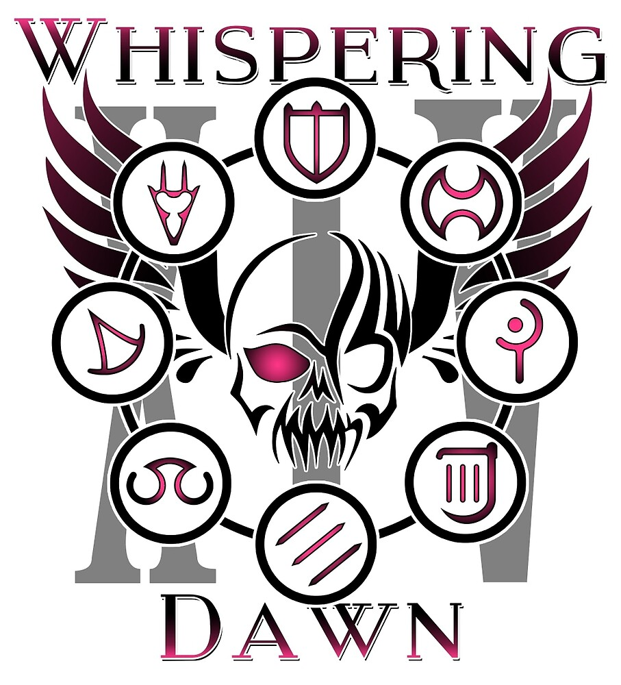 Whispering Dawn Logo by whisperingdawn