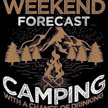 Camping weekend by GeschenkIdee