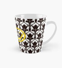 Sherlock Smile Face Tall Mug