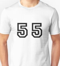 Fifty Five Unisex T-Shirt