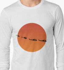 Apocalypse Now by burro Long Sleeve T-Shirt
