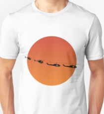 Apocalypse Now by burro Slim Fit T-Shirt
