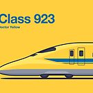Shinkansen Collection - Class 923 Doctor Yellow by ivankrpan