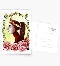 Queen Postcards