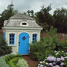 garden playhouse by eelsblueEllen