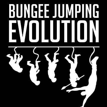 Evolution Bungee Jumping by GeschenkIdee