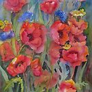 For the Love of Poppies von bevmorgan
