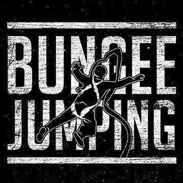 Bungee jumping adrenaline by GeschenkIdee