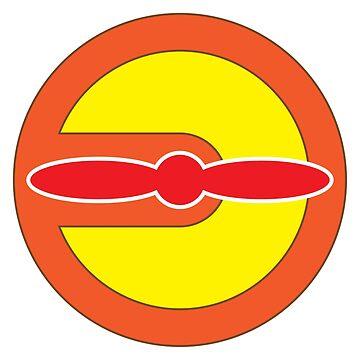 Kotobuki Flight Corps insignia by supanerd01
