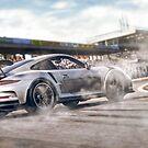 Porsche GT3 RS von coolArtGermany