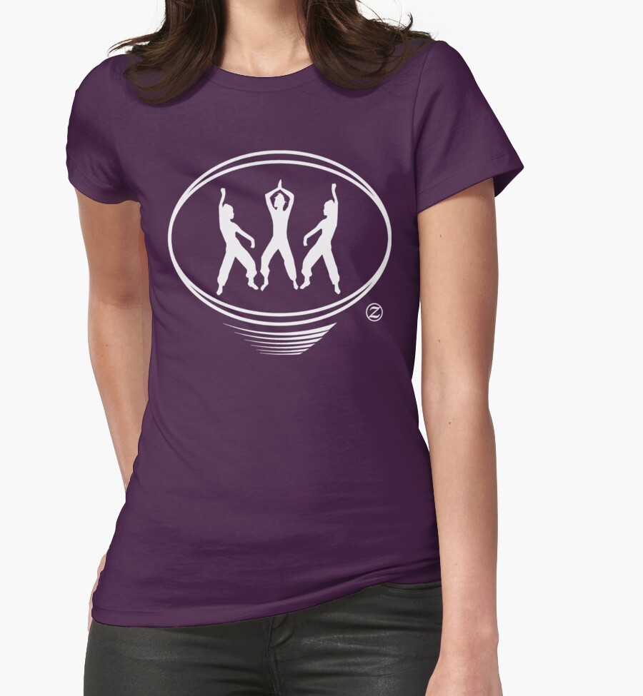 Design t shirt zumba - Latin Workout T Shirt Suitable For Zumba Class By 4flexiway
