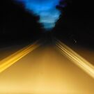 The Road by unveiledart