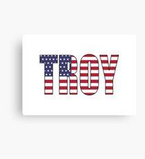 Troy nueva york Lienzo