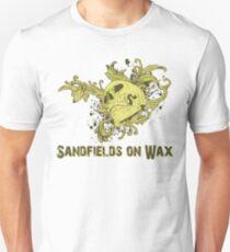 Sandfields on wax Skull Tshirt Unisex T-Shirt