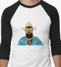 Playas Get Chose Men's Baseball ¾ T-Shirt