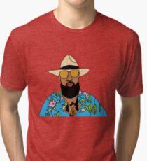 Playas Get Chose Tri-blend T-Shirt