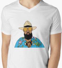 Playas Get Chose Men's V-Neck T-Shirt